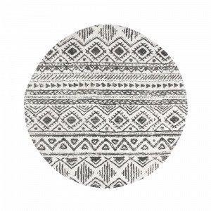 Julia Coos Puuvillamatto Musta 150 Cm