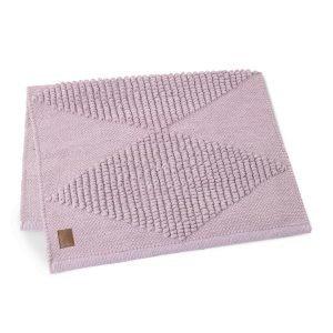 Juna Diamant Kylpyhuonematto Vaaleanpunainen 60x100 Cm
