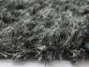 Käsinkudottu matto Elaine 200x300 cm harmaa