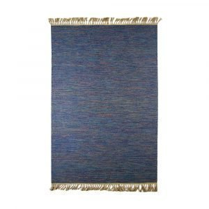 Kateha Dalarna Matto Blue 170x240 Cm