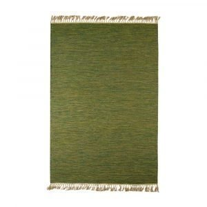 Kateha Dalarna Matto Green 170x240 Cm