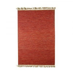 Kateha Dalarna Matto Red 170x240 Cm