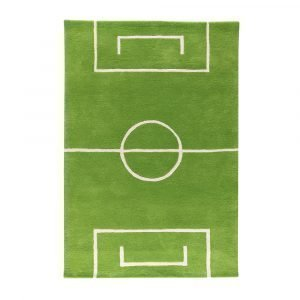 Kateha Football Matto Green 120x180 Cm