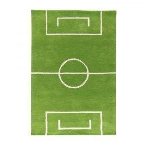 Kateha Football Matto Green 120x180 Cm