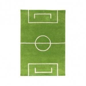 Kateha Football Matto Vihreä 120x180 cm