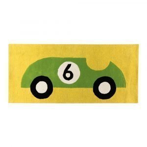 Kateha Rally Matto Yellow 80x160 Cm