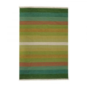 Kateha Tofta Wave Matto Green 170x240 Cm