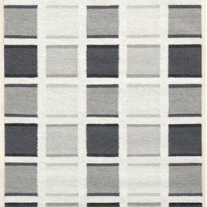 Kelim-matto Aysel 200x300 cm harmaa