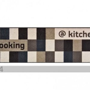 Kleen-Tex Matto @Kitchen Brownish 60x180 Cm