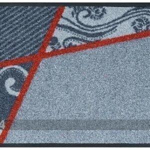 Kleen-Tex Matto Belgo Grey 75x120 Cm