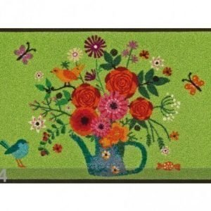 Kleen-Tex Matto Bouquet Of Flowers 50x75 Cm