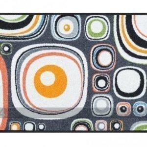 Kleen-Tex Matto Bubbles 50x75 Cm