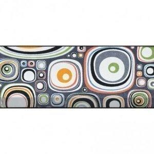 Kleen-Tex Matto Bubbles 60x180 Cm