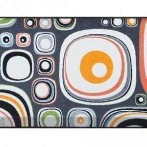 Kleen-Tex Matto Bubbles 75x120 Cm