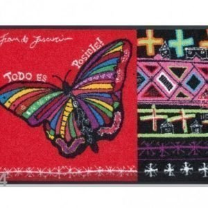 Kleen-Tex Matto Butterfly Dreams 50x75 Cm