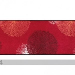 Kleen-Tex Matto Firework Red 60x180 Cm