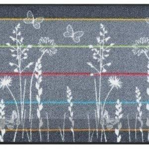 Kleen-Tex Matto Flowerfield 50x75 Cm