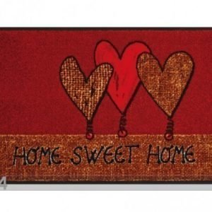 Kleen-Tex Matto Home Hearts 50x75 Cm