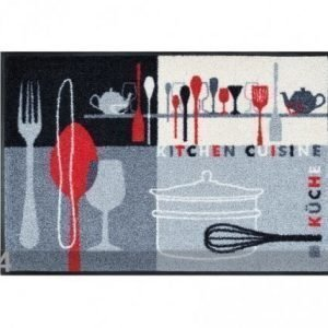 Kleen-Tex Matto Kitchen Crockery 50x75 Cm