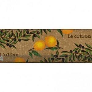 Kleen-Tex Matto Le Citron 60x180 Cm