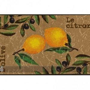 Kleen-Tex Matto Le Citron 75x120 Cm