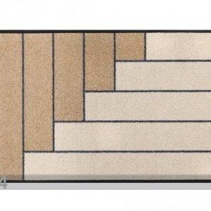 Kleen-Tex Matto Linear Sand 50x75 Cm