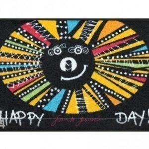 Kleen-Tex Matto Live Happy 50x75 Cm