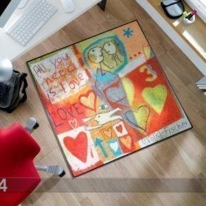 Kleen-Tex Matto Love 115x115 Cm