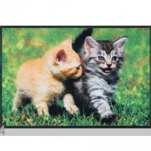 Kleen-Tex Matto Lovely Cats 50x75 Cm