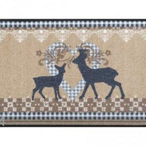 Kleen-Tex Matto Lovely Deers 50x75 Cm