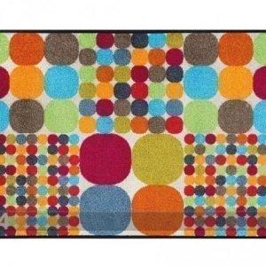 Kleen-Tex Matto Mikado Big Dots 75x120 Cm