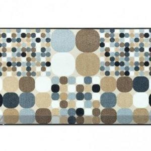 Kleen-Tex Matto Mikado Dig Dots Nature 75x120 Cm