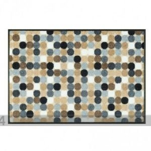 Kleen-Tex Matto Mikado Dots Nature 50x75 Cm