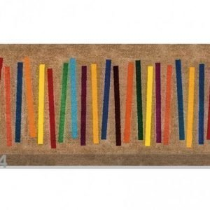 Kleen-Tex Matto Mixed Stripes 80x200 Cm