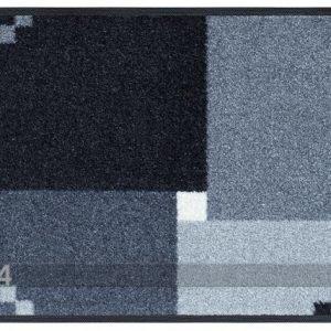 Kleen-Tex Matto Mosaico Grau 50x75 Cm