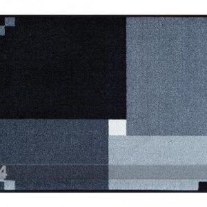 Kleen-Tex Matto Mosaico Grau 75x120 Cm