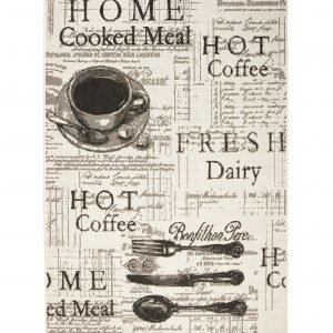 Koodi Hot Coffee Yleismatto 140x200 Cm