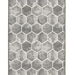 Koodi Marble Yleismatto Harmaa 80x300 Cm