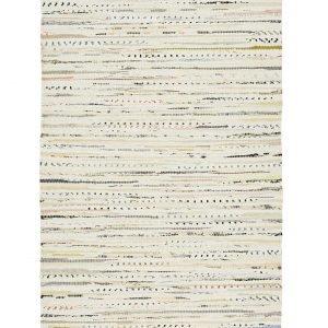 Koodi Pastelli Puuvillamatto Monivärinen 80x200 Cm