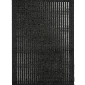 Koodi Siiri Yleismatto Musta Valkoinen 160x230 Cm