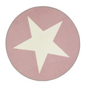Koodi Tähtitrio Yleismatto Rosa 133 Cm