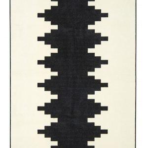 Koodi Tanger Nukkamatto Musta 160x230 Cm