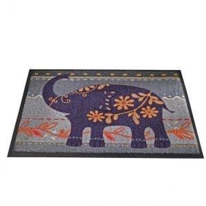 Kynnysmatto Elefantti Harmaa