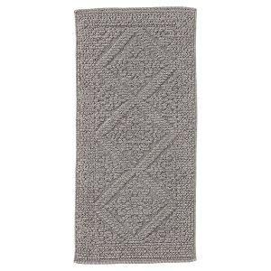 Lene Bjerre Trillia Kylpyhuonematto Monument Grey 60x120 Cm