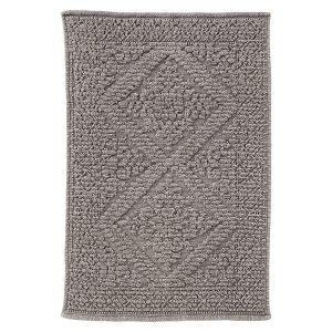 Lene Bjerre Trillia Kylpyhuonematto Monument Grey 60x90 Cm