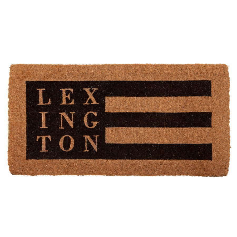 Lexington Palm Fiber Ovimatto Natural