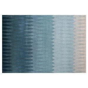 Linie Design Acacia Matto Blue 170x240 Cm