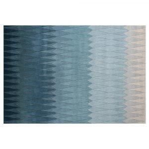Linie Design Acacia Matto Blue 200x300 Cm