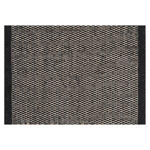 Linie Design Asko Matto Black 200x300 Cm