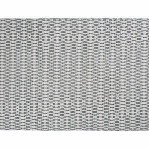 Linie Design Elliot Villamatto Valkoinen / Tummanharmaa 140x200 Cm